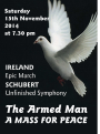 Jenkins: The Armed Man (A Mass forPeace)